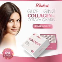 Balen Collagen Hidrolize Kollajen