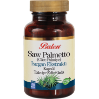 Balen Saw Palmetto & Isırgan Kapsül