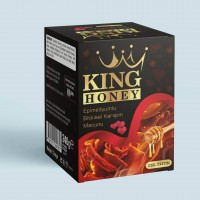 King Honey Bitkisel Macun
